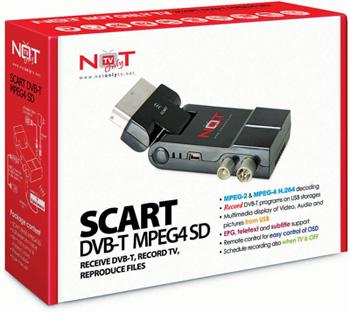 DVB-T приемник